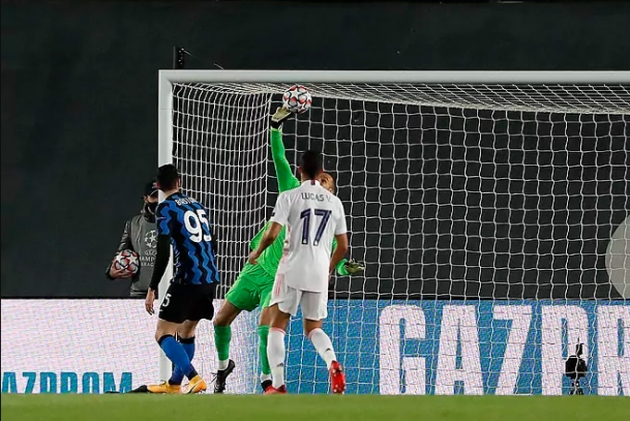 TRỰC TIẾP Real Madrid 1-0 Inter Milan (H1): Benzema mở điểm! - Bóng Đá
