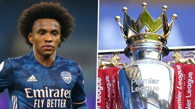 Willian: Arsenal can win Premier League title by 2022 - Bóng Đá