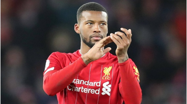 Gini Wijnaldum leaves Liverpool with no doubts despite Thiago Alcantara clue - Bóng Đá