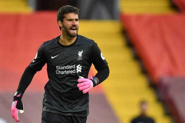 'My heart's desire' - Alisson already has Liverpool exit plan but has no Anfield exit date in place - Bóng Đá