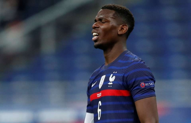 Paul Pogba criticised for 'very concerning body language' as France lose 2-0 to Finland - Bóng Đá