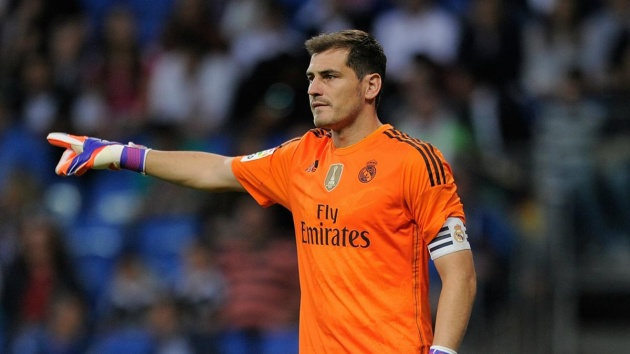 Casillas: If I was a coach I think I'd be like Zidane, Del Bosque or Ancelotti - Bóng Đá