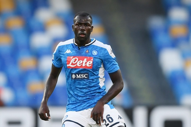 Liverpool FC decided against making a move for Napoli defender Kalidou Koulibaly, 29, in the summer because of his asking price and age.  - Bóng Đá