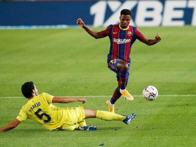 Manchester United 'made £134m bid for Ansu Fati over summer' - Bóng Đá