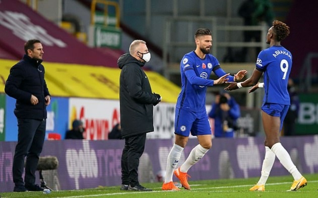 Chelsea 'are willing to let Olivier Giroud leave in January as reward for his service at the club'  - Bóng Đá
