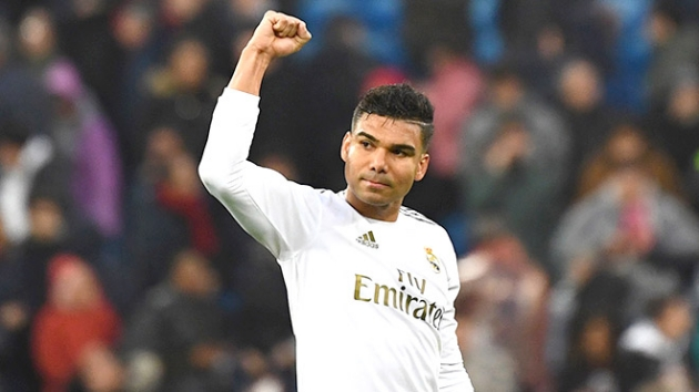 Casemiro included in Real Madrid squad for Inter trip - Bóng Đá