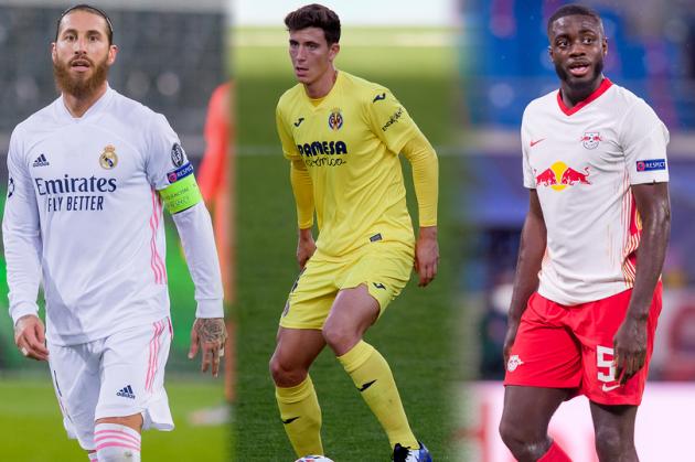 Manchester United defenders shortlist revealed and more transfer rumours - Bóng Đá