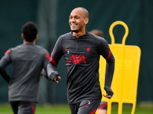 Liverpool's Fabinho explains crucial element aiding his switch from midfield to defence - Bóng Đá