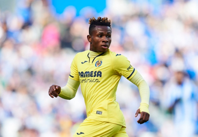 Report: Everton and Liverpool willing to bid for Samuel Chukwueze - Bóng Đá