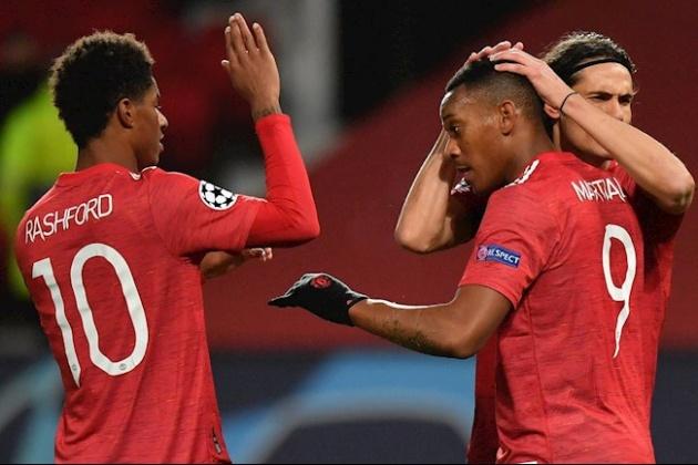 Man Utd thăng hoa và 3