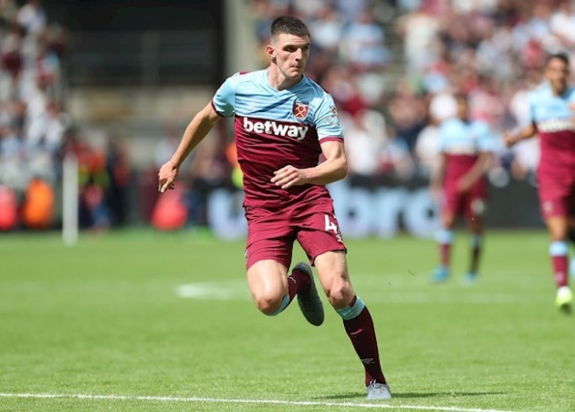 Chelsea transfer target Declan Rice speaks out on his future    - Bóng Đá