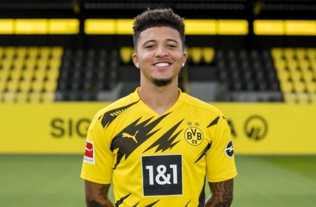 Dortmund's Sancho admits 'hard' spell after Man United transfer saga - Bóng Đá