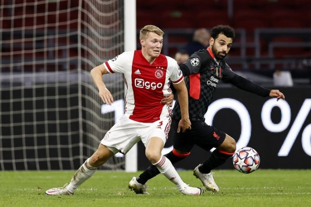 Transfer Talk: Liverpool make £27 million bid for Ajax's Perr Schuurs - Bóng Đá