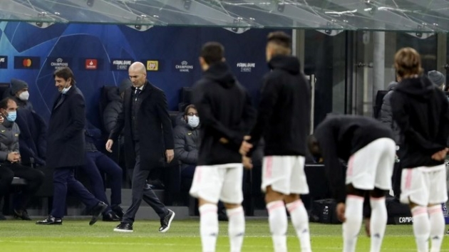 The Real Madrid players showed Zidane that they're with him to the death - Bóng Đá