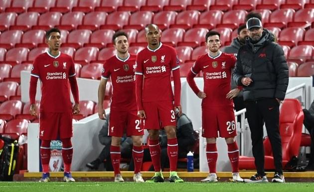 Vận đen bủa vây, Liverpool xưng vương Klopp mới tài! - Bóng Đá