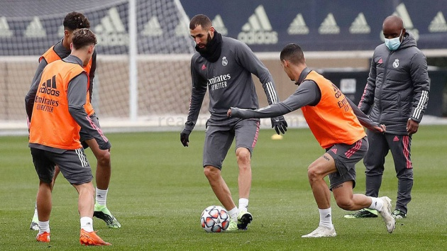 Benzema available for Shakhtar clash and Arribas also makes the squad - Bóng Đá