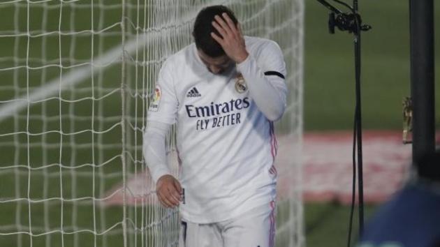 Hazard injury confirmed: He'll miss at least three weeks - Bóng Đá