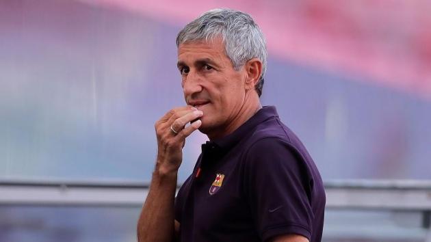 Setien sues Barcelona for breach of contract - Bóng Đá
