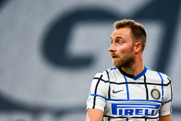 Arsenal Ready To Make €12M Bid For Inter's Christian Eriksen, Italian Broadcaster Reports - Bóng Đá
