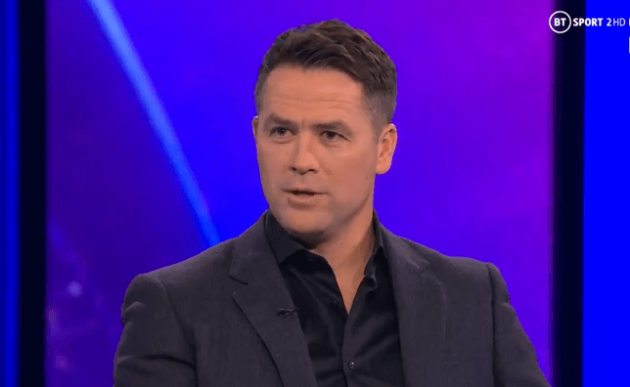 Former Liverpool, Manchester United and England striker Michael Owen names the four teams who can win the Premier League  - Bóng Đá