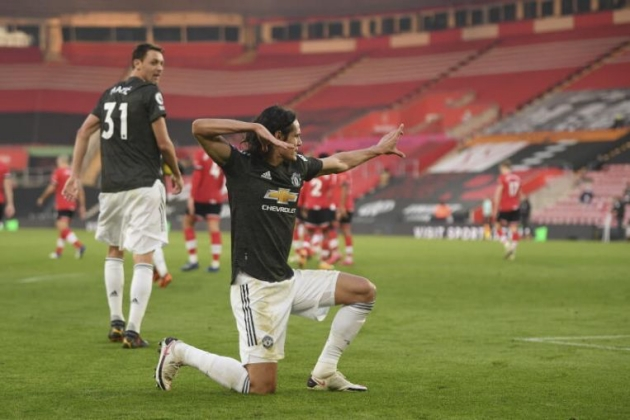 Ole: Cavani presence can boost Martial - Bóng Đá