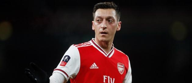 Report: Arsenal's Mesut Ozil open to MLS move - Bóng Đá
