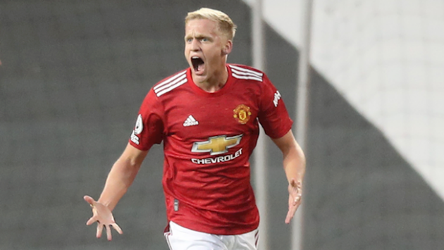 Mino Raiola has given Manchester United a new dilemma with Donny van de Beek - Bóng Đá