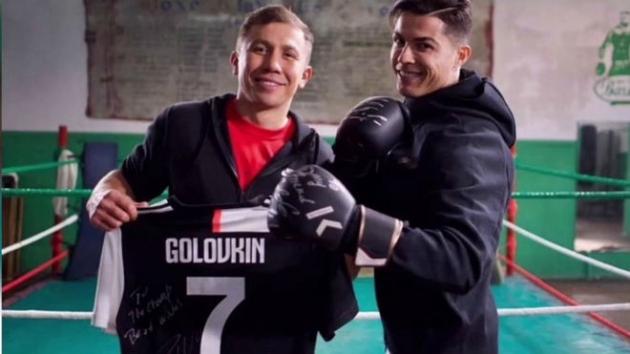 Cristiano Ronaldo: I prefer watching boxing or UFC to a football match - Bóng Đá