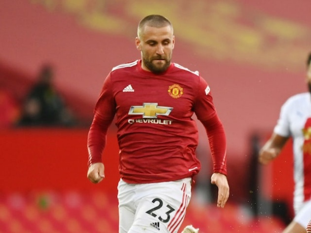 Manchester United's Scott McTominay, Luke Shaw doubtful for Everton clash - Bóng Đá