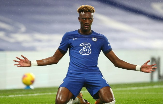 Abraham brings a lot to Chelsea, says Lampard - Bóng Đá