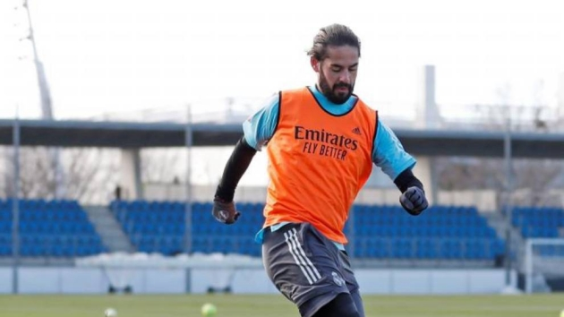 Isco drops out of Real Madrid squad due to imminent birth of child - Bóng Đá
