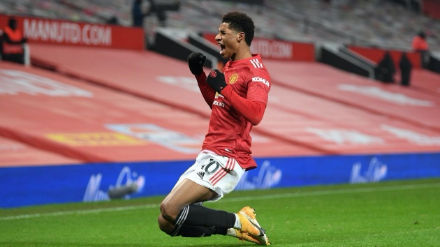 Gary Lineker raves about Marcus Rashford after Man United's 1-0 win over Wolves - Bóng Đá