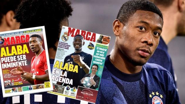 Real Madrid close to signing of David Alaba - Bóng Đá