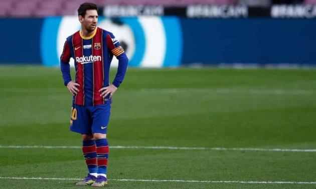 Bán Messi, Barca thu nạp 3