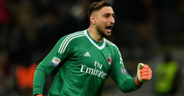 Chelsea have opened talks with agent Mino Raiola over the future of AC Milan goalkeeper Gianluigi Donnarumma. - Bóng Đá
