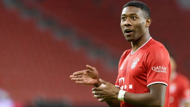 Barcelona wanted to sign Alaba but couldn't compete with Real Madrid - Bóng Đá