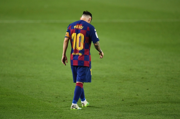 PSG might not have the budget to sign Messi - Bóng Đá
