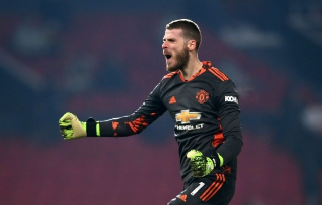 David De Gea fires Premier League title warning to Manchester United team-mates    - Bóng Đá