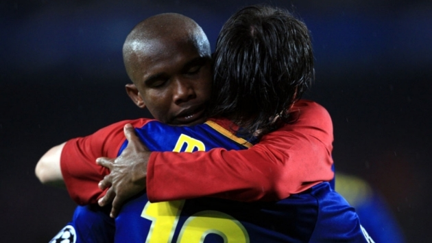 Samuel Eto'o picks Lionel Messi's heir at Barcelona - Bóng Đá
