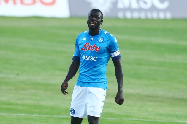 Liverpool told Kalidou Koulibaly asking price by Napoli as search for centre-back goes on - Bóng Đá