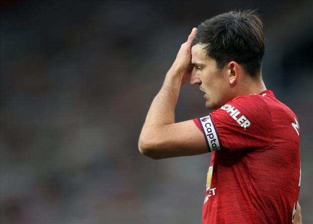 3 đội trưởng Man Utd thay thế cho Maguire: