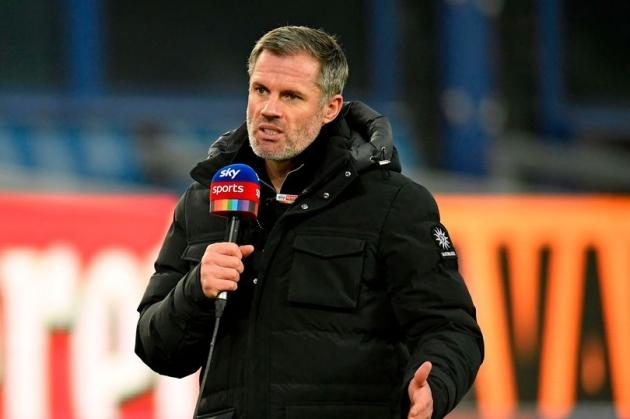 Jamie Carragher explains what will happen if Manchester United beat Liverpool - Bóng Đá