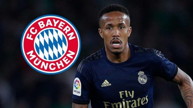 Bayern Munich target Eder Militao as replacement for Real Madrid-bound Alaba - Bóng Đá