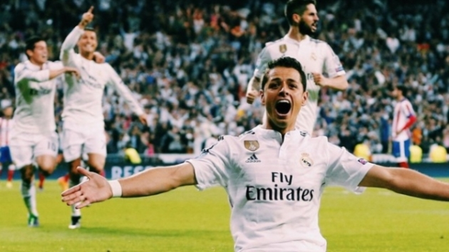 Chicharito was more efficient than Hazard at Real Madrid - Bóng Đá
