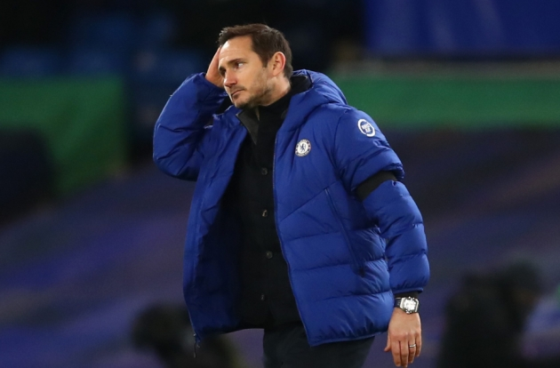 Frank Lampard could be SACKED if Chelsea lose to Leicester in Premier League tonight, talkSPORT told, but Brendan Rodgers links downplayed - Bóng Đá