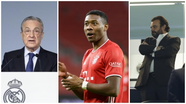 Real Madrid the smartest in pursuit of Alaba - Bóng Đá