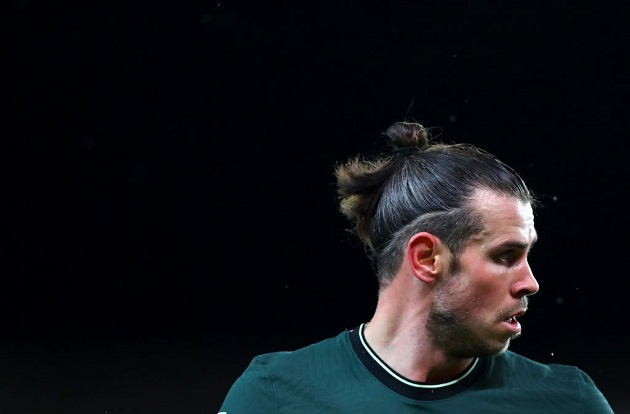 REPORT: WHAT BALE HAS BEEN LIKE IN TOTTENHAM TRAINING, WITH MOURINHO NOT PICKING HIM - Bóng Đá