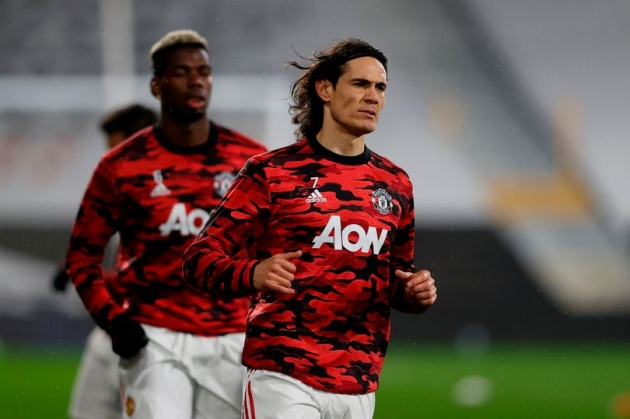 Edinson Cavani explains why he has been a successful Manchester United signing - Bóng Đá