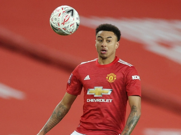 What Manchester United boss Ole Gunnar Solskjær said about Sheffield United target Jesse Lingard's future - Bóng Đá
