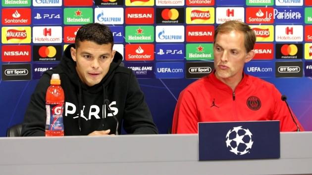 Thiago Silva set for tense Thomas Tuchel reunion after remarks on incoming Chelsea boss - Bóng Đá